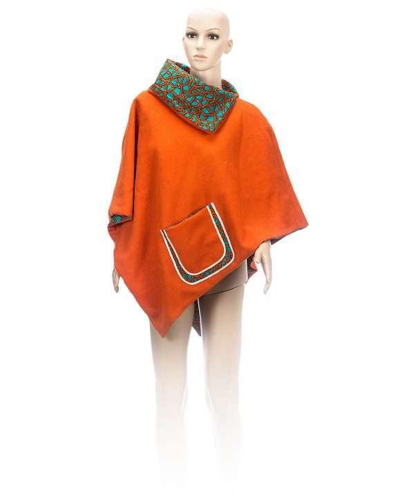 orange capes