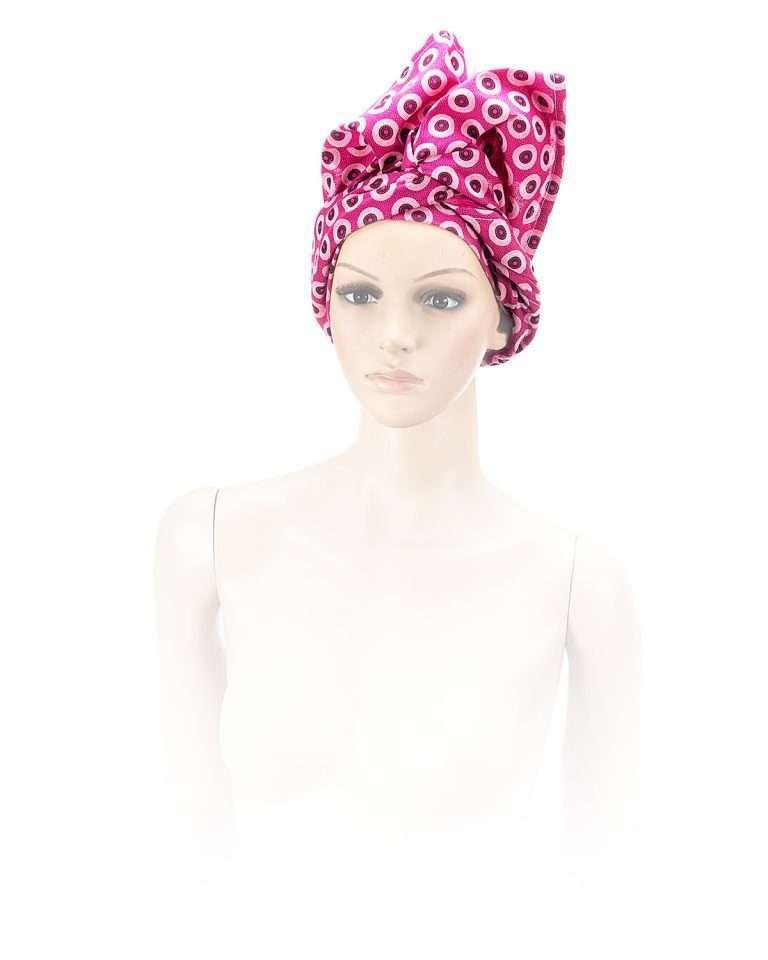Scarlet Head-Wrap