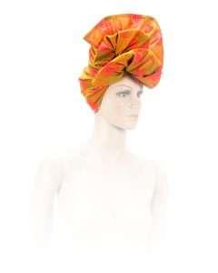 Shwe Infinity Pumpkin Head-Wrap