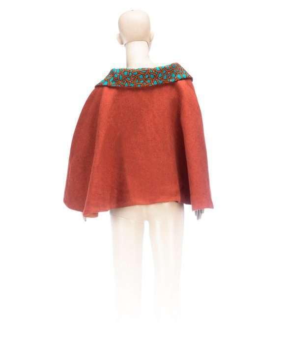 Fashion Elizabeth Cape